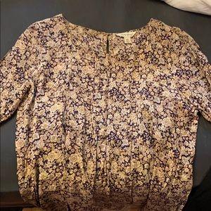 Lucky Brand Silk Dress